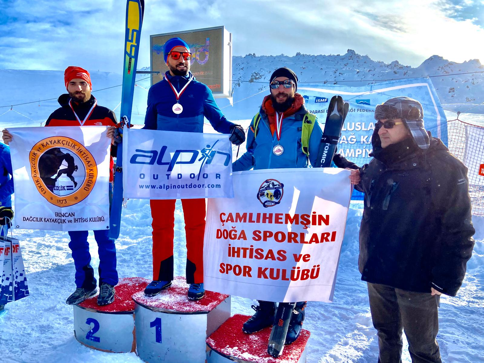 Uluslararası Dağ Kayağı Şampiyonası